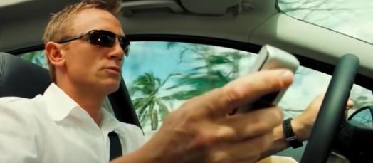 La scène de James Bond qui a inspiré Uber